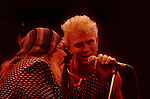 SAM KINISON, Billy Idol