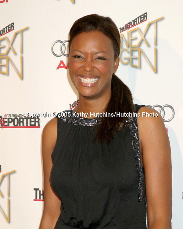 Aisha Tyler.Hollywood Reporter Next Generation Reception.Montmartre Lounge.Los Angeles, CA.November 8, 2005.©2005 Kathy Hutchins / Hutchins Photo