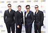 O2 Silver Clef Awards and lunch in aid of Nordoff Robbins 3rd July 2015 at Grosvenor House Hotel, Park Lane, London, Great Britain <br /> <br /> Red carpet arrivals <br /> <br /> <br /> <br />  Il Divo <br /> <br /> <br /> Photograph by Elliott Franks<br /> <br /> 2015 &copy; Elliott Franks