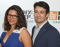NEW YORK, NY - OCTOBER 01:  Vanessa Nadal and Lin-Manuel attends the 54th New York Film Festival - 'Manchester by the Sea' World Premiere at Alice Tully Hall at Lincoln Center on October 1, 2016 in New York City.Photo Credit: John Palmer/MediaPunch