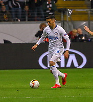 Matias Vecino (Inter Mailand, Internazionale Milano) - 07.03.2019: Eintracht Frankfurt vs. Inter Mailand, UEFA Europa League, Achtelfinale, Commerzbank Arena, DISCLAIMER: DFL regulations prohibit any use of photographs as image sequences and/or quasi-video.