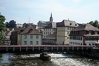 BAMBERG, ALEMANHÃ, 06.06.2007 – TURISMO-BAMBERG – Vista da cidade de Bamberg na Alemanhã. (Foto: Ricardo Botelho/Brazil Photo Press)