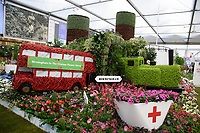 Display at the Chelsea Flower Show 2018, London, UK. <br /> 21 May  2018<br /> Picture: Steve Vas/Featureflash/SilverHub 0208 004 5359 sales@silverhubmedia.com