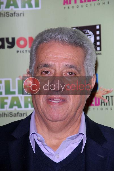 """Dick Vega<br /> at the """"Delhi Safari"""" North American Premiere, Pacific Theaters, Los Angeles, CA 12-03-12<br /> David Edwards/DailyCeleb.com 818-249-4998"""