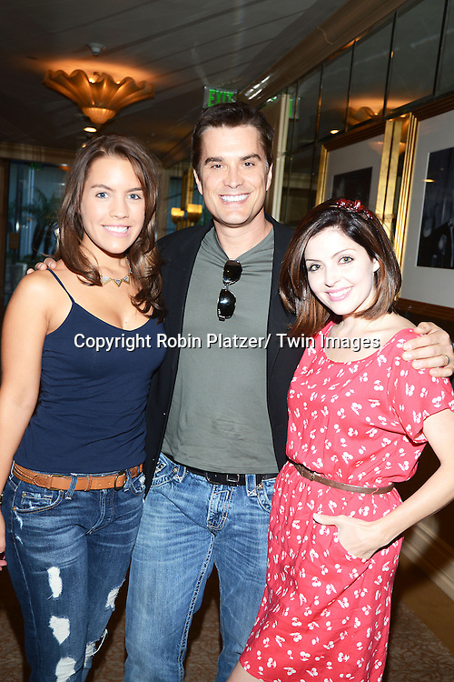 Kristen Alderson, Rick Hearst and Jenn Lilley attends the Gifting Suitefor the Daytime Emmy Awards by Off The Wall Productions on June 15, 2013 at the Beverly Hills Hotel in Beverly Hills, California.