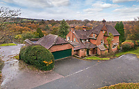 BNPS.co.uk (01202 558833)<br /> Pic: Fine&Country/BNPS<br /> <br /> The property overlooks the woods made famous by AA Milne...<br /> <br /> Perfect corner of Ashdown forest...<br /> <br /> A beautiful country home in the heart of Ashdown Forest, the home of Winnie the Pooh, is on the market for £2.25m.<br /> <br /> End House is in a secluded spot of almost five acres in the East Sussex forest, with the nearest village about a mile away.<br /> <br /> The property has its own small stream for playing Pooh sticks and the new owner would have 'Commoner Rights' to use the 6,500-acre forest for grazing and wood cutting.<br /> <br /> Author AA Milne, who lived on the edge of Ashdown Forest, used the woodland there as the setting for his famous books about his son Christopher Robin's stuffed bear.