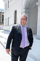 Norman Gobbi, Tessiner Staatsrat, Bellinzona