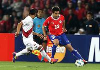 Copa America 2011 Chile vs Peru