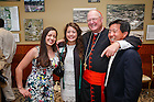 Commencement 2013: Cardinal Dolan Meet & Greet