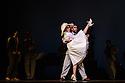 "German Cornejo's ""Immortal Tango"" opens at the Peacock Theatre. The dancers are: German Cornejo, Gisela Galeassi, Jose Fernandez, Martina Waldman, Max Van De Voorde, Solange Acosta, Mariano Balois, Sabrina Amuchastegui, Leonard Luizaga, Mauro Caiazza, Tere Sanchez Terraf, Julio Seffino, Carla Dominguez. Picture shows: Max Van De Voorde, Solange Acosta"