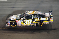 May 2, 2009; Richmond, VA, USA; NASCAR Sprint Cup Series driver Ryan Newman during the Russ Friedman 400 at the Richmond International Raceway. Mandatory Credit: Mark J. Rebilas-