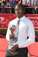 Robert Griffin III at the 2012 ESPY Awards at Nokia Theatre L.A. Live on July 11, 2012 in Los Angeles, California. &copy;&nbsp;mpi20/MediaPunch Inc. *NORTEPHOTO*<br />