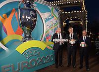 2016.12.16 UEFA EURO2020 AMSTERDAM LOGO LAUNCH