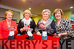 At the Official opening of the  Tralee International Bridge Congress at Manor West Hotel on Thursday were Mary Leahy, Annz Brosnan, Eileen Kelliher, Kay O'Connor