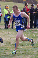 Valle Catholics's Matthew Naeger runs to 30th place finish, just missing All-State honors in the Class 1 Boys State Cross Country race.