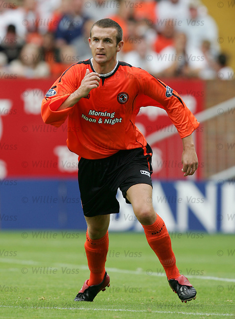 Jim McIntyre, Dundee Utd.stock season 2004-2005.pic willie vass
