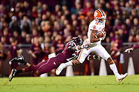 NCAA FOOTBALL: Clemson vs. Virginia Tech