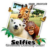 Howard, SELFIES, paintings+++++Jungle Pals Selfie,GBHRPROV168,#Selfies#, EVERYDAY