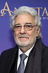 Placido Domindo  attends Broadway Opening Night performance of 'Anastasia' at the Broadhurst Theatre on April 24, 2017 in New York City.