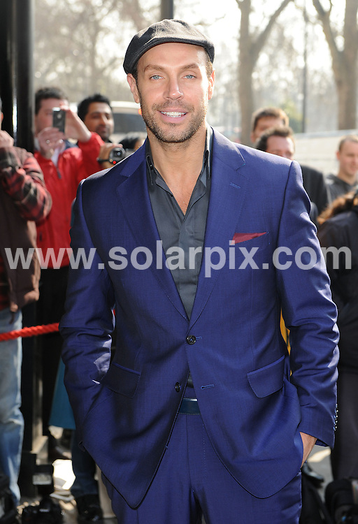 **ALL ROUND PICTURES FROM SOLARPIX.COM**                                             **WORLDWIDE SYNDICATION RIGHTS**                                                                                  Outside arrivals at the TRIC Awards 2011.  Held at Grosvenor House, Park Lane, London, on Tuesday March 08, 2011                                                                         This pic:    Jason Gardiner                                                                                    JOB REF:    12940    SSD       DATE:    08.03.11                                                        **MUST CREDIT SOLARPIX.COM OR DOUBLE FEE WILL BE CHARGED**                                                                      **MUST AGREE FEE BEFORE ONLINE USAGE**                               **CALL US ON: +34 952 811 768 or LOW RATE FROM UK 0844 617 7637**