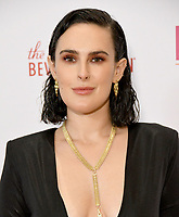 10 May 2019 - Beverly Hills, California - Rumer Willis. 26th Annual Race to Erase MS Gala held at the Beverly Hilton Hotel. <br /> CAP/ADM/BT<br /> &copy;BT/ADM/Capital Pictures