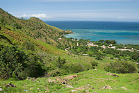 North coast of Timor-Leste (East Timor), east of Dili