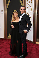 Ethan Hawke and wife<br />