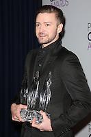 Justin Timberlake<br /> at the 40th People's Choice Awards Press Room, Nokia Theatre, Los Angeles, CA 01-08-14<br /> David Edwards/DailyCeleb.com 818-249-4998