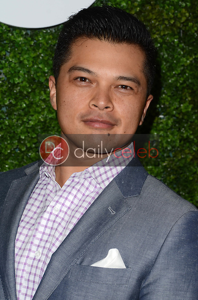 Vincent Rodriguez III<br /> at the 4th Annual CBS Television Studios Summer Soiree, Palihouse, West Hollywood, CA 06-02-16<br /> David Edwards/Dailyceleb.com 818-249-4998
