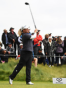 29th September 2017, Windross Farm, Auckland, New Zealand; LPGA McKayson NZ Womens Open, second;  USA's Brittany Lincicome