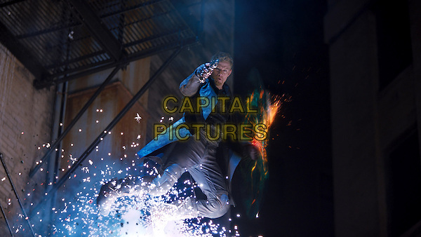 Channing Tatum<br /> in Jupiter Ascending (2015) <br /> *Filmstill - Editorial Use Only*<br /> CAP/NFS<br /> Image supplied by Capital Pictures
