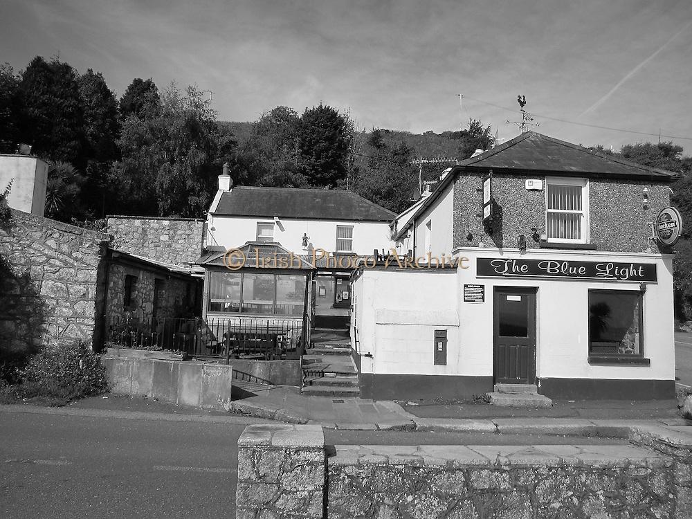 Blue Light Pub | Irish Photo Archive