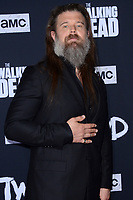 "LOS ANGELES - SEP 23:  Ryan Hurst at the ""The Walking Dead"" Season 10 Premiere Event at the TCL Chinese Theater on September 23, 2019 in Los Angeles, CA"