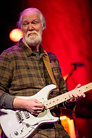 AUSTIN, TX  - November 30, 2017: JJimmy Herring performs as John McLaughlin and Jimmy Herring perform at Paramount Theater in Austin, Texas on November 30, 2017. Credit: Erik Kabik Photography/ MediaPunch