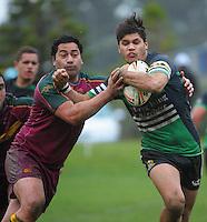 140719 Rugby League - Porirua v Wainuiomata