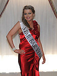 Mikhala Kelly entrant in Louth heat of the Rose of Tralee 2012. Photo: Colin Bell/pressphotos.ie