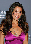 SANTA MONICA, CA. - September 13: Actress Brooke Burke arrives at the 4th Annual Pink Party at Barker Hanger on September 13, 2008 in Santa Monica, California.