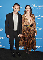 LOS ANGELES, CA - MAY 31: Tobias Jelinek (L) and Irina Costa attend the 'American Woman' premiere party at Chateau Marmont on May 31, 2018 in Los Angeles, California.<br /> CAP/ROT/TM<br /> &copy;TM/ROT/Capital Pictures