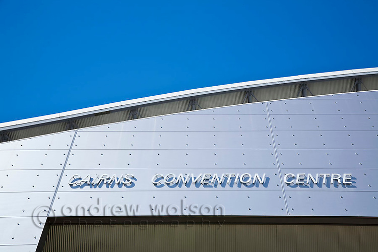 Cairns Convention Centre.  Cairns, Queensland, Australia
