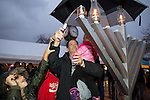 Los Altos Chabad hosts Menorah Lighting