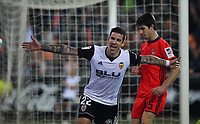 2018.02.25 La Liga Valencia CF VS Real Sociedad