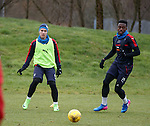 Barrie McKay and Joe Dodoo