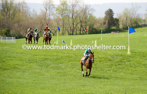 Lake Placid has big lead early in Foxhunters Bowl at Middleburg.