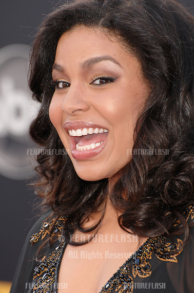 Jordin Sparks at the 2007 American Music Awards at the Nokia Theatre, Los Angeles..November 18, 2007  Los Angeles, CA.Picture: Paul Smith / Featureflash