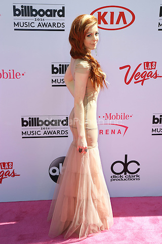 LAS VEGAS, NV - MAY 22: Lindsey Stirling attends the 2016 Billboard Music Awards at T-Mobile Arena on May 22, 2016 in Las Vegas, Nevada. Credit: Parisa/MediaPunch.
