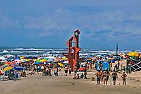 Praia Atlântida Sul. Osório. Rio Grande do Sul. 2008. Foto de Juca Martins.