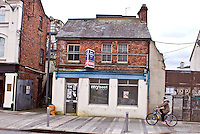 Dundalk The frontage of No 6 Market Square which obscures a very old building behind it