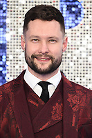 "LONDON, UK. May 20, 2019: Calum Scott arriving for the ""Rocketman"" UK premiere in Leicester Square, London.<br /> Picture: Steve Vas/Featureflash"