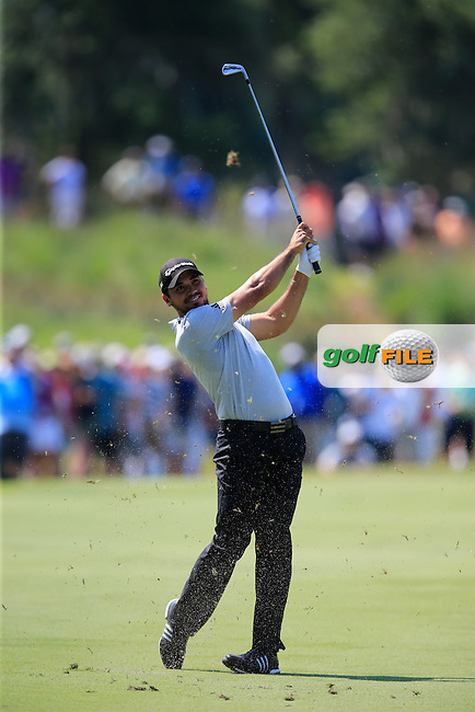 Jason Day (AUS) during round 1of the Players, TPC Sawgrass, Championship Way, Ponte Vedra Beach, FL 32082, USA. 12/05/2016.<br /> Picture: Golffile | Fran Caffrey<br /> <br /> <br /> All photo usage must carry mandatory copyright credit (&copy; Golffile | Fran Caffrey)