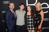 BEVERLY HILLS, CA - OCTOBER 8: Steve Carell, family at the Los Angeles Premiere of Beautiful Boy at the Samuel Goldwyn Theater in Beverly Hills, California on October 8, 2018. <br /> CAP/MPI/DE<br /> ©DE//MPI/Capital Pictures